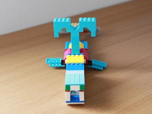 レゴクラシッククジラ2