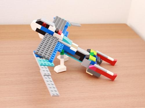 レゴクラシック燕3