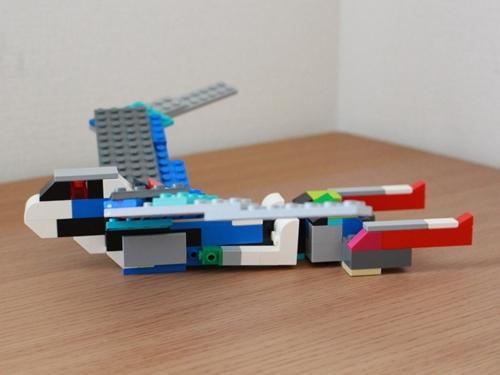 レゴクラシック燕4