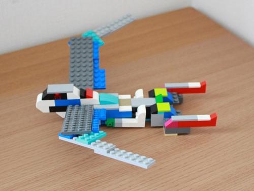 レゴクラシック燕5