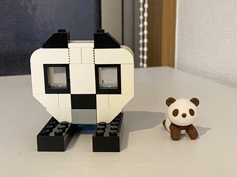 レゴパンダ2