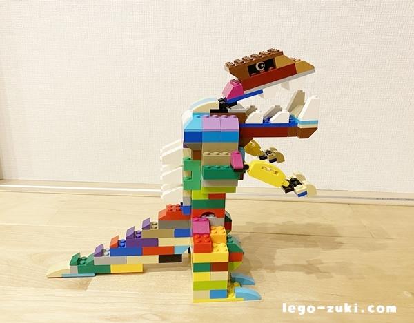 ゴジラ・レゴ05