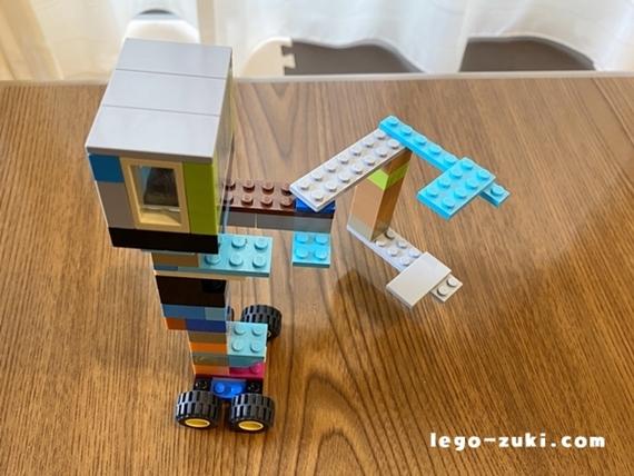 レゴロケット3