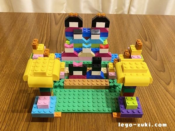レゴお雛様3
