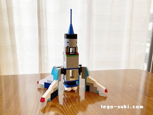 レゴロケット8