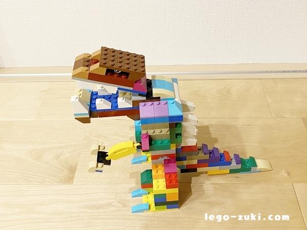 ゴジラ・レゴ04