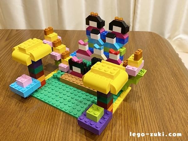 レゴお雛様2