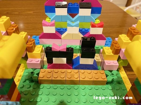 レゴお雛様7