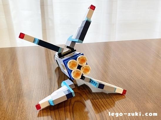 レゴロケット7