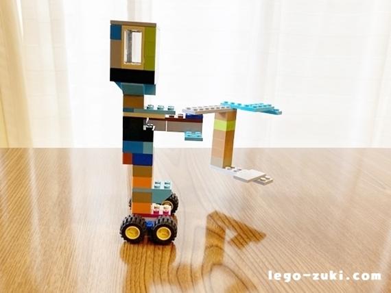 レゴロケット4