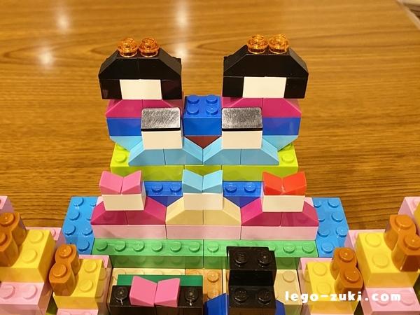 レゴお雛様8